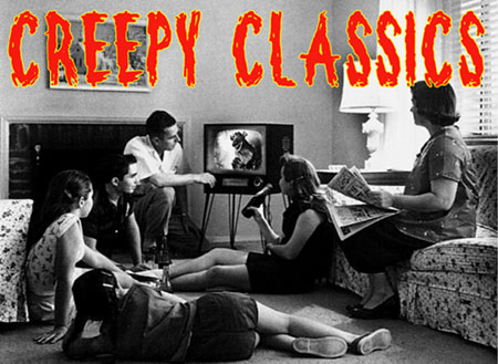 Universal Monsters Creepy Classics