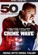 CRIME WAVE (50 Movie Box Set) - DVD