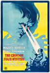 CRIMSON STAIN MYSTERY (1916) - 11X17 Poster Reproduction