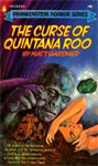 CURSE OF QUINTANA ROO (Frankenstein Horror Series) - Paperback