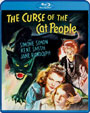 CURSE OF THE CAT PEOPLE (1944)  - Blu-Ray