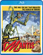 DEADLY MANTIS, THE (1957) - Blu-Ray