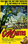 DEADLY MANTIS (1957) - 11X17 Poster Reproduction