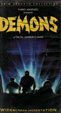 DEMONS (1985) - Used VHS