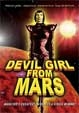 DEVIL GIRL FROM MARS (1954) - DVD