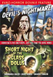 DEVIL'S NIGHTMARE/SHORT NIGHT OF THE GLASS DOLLS - DVD