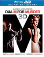 "DIAL ""M"" FOR MURDER (1955/3-D and 2-D) - Blu-Ray"