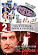 DR. GOLDFOOT & THE GIRL BOMBS/ABOMINABLE DR. PHIBES - DVD