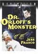 DR. ORLOFF'S MONSTER (1964/Kino) - DVD