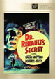 DR. RENAULT'S SECRET (1943) - DVD