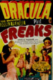 DRACULA (1931)/FREAKS (1932) - Double Feature DVD