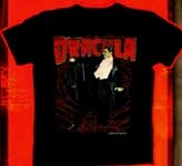 DRACULA (Bela Lugosi - Red Webbed) - T-Shirt