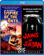 EMPIRE OF THE ANTS/JAWS OF SATAN - Double Feature Blu-Ray