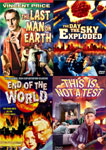 END OF THE WORLD (DVD Bundle) - 4 DVDs