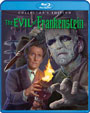 EVIL OF FRANKENSTEIN (1964/Collector) - Blu-Ray