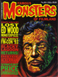 FAMOUS MONSTERS OF FILMLAND #201 - Magazine