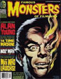 FAMOUS MONSTERS OF FILMLAND #220 - Magazine