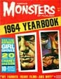 FAMOUS MONSTERS OF FILMLAND 1964 YEARBOOK - Magazine