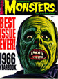 FAMOUS MONSTERS OF FILMLAND YEARBOOK 1966 - Magazine