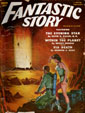 FANTASTIC STORY (Winter 1952) - Pulp Magazine
