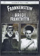 FRANKENSTEIN & BRIDE OF FRANKENSTEIN (Dbl. Feature) - Used DVD