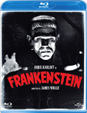 FRANKENSTEIN (1931/Black & White Cover) - Blu-Ray
