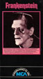 FRANKENSTEIN (1931/MCA early issue) - Used VHS