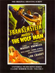 FRANKENSTEIN MEETS THE WOLF MAN (1943) - Magic Image Filmbook