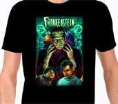 FRANKENSTEIN (Unholy Trio) - T-Shirt