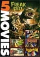 FREAK FEST (5 Movie Set) - DVD