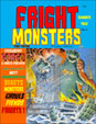 FRIGHT MONSTERS #1 - Magazine Book