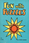 FUN WITH PUZZLES - Classic Scholastic Paperback Book