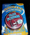 FUTURAMA COLLECTIBLE COASTERS - Collectible