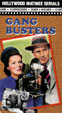 GANGBUSTERS (1942 Complete Serial Set) - Used VHS