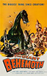GIANT BEHEMOTH, THE (1959) - 11X17 Poster Reproduction