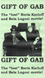 GIFT OF GAB (1934) - Used VHS