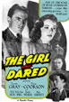 GIRL WHO DARED, THE (1944) - All Region DVD-R