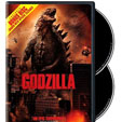 GODZILLA (2014/Double DVD Disc Special Edition) - DVD