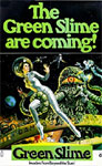GREEN SLIME, THE (1968) - 11X17 Poster Reproduction