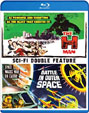 H-MAN/BATTLE IN OUTER SPACE (Double Feature) - Blu-Ray