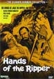 HANDS OF THE RIPPER (1971/Hammer) - DVD