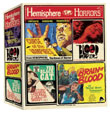 HEMISPHERE HORRORS (5 movie box set) - Blu-Ray Set