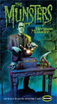 MUNSTERS: HERMAN MUNSTER - Model Kit