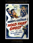 HOLD THAT GHOST (1941/Universal Filmscript Series) - Filmbook