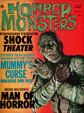 HORROR MONSTERS #4 (1962) - Magazine