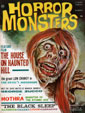 HORROR MONSTERS #9 (1964) - Magazine