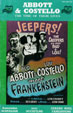 HORROR PICTURES COLLECTION (Abbott & Costello) - French Magazine