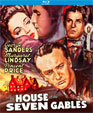 HOUSE OF THE SEVEN GABLES (1940) - Blu-Ray