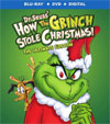 HOW THE GRINCH STOLE CHRISTMAS (1966/Ultimate Edition) - Blu-Ray