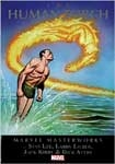 HUMAN TORCH Volume 1 (Marvel Masterworks) - Book